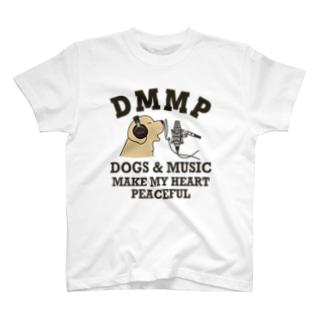 DMMP(文字黒) T-Shirt