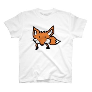エキノフォックス君 T-shirts