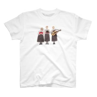 賛美しよう T-shirts