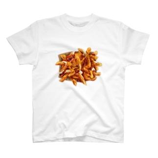 飯テロポテト T-shirts