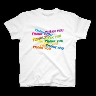 フォーヴァのTHANK YOU T-shirts