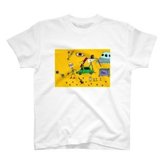 百鬼夜行(Ver.2014) T-shirts