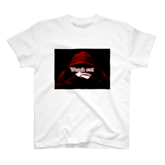 FabergeのWatch out T-shirts