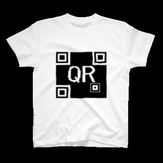 A.K FACTORYのQRコード T-shirts