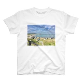 犬吠埼のやつ T-shirts