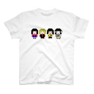 旧加瀬ちゃんTシャツ T-shirts