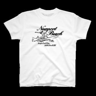 JOKERS FACTORYのNEWPORT BEACH T-shirts