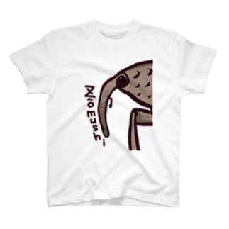 ゾウムシ T-shirts