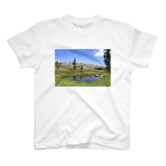 第2ハートレイク T-shirts