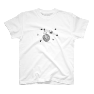 カナヅチなのよ…!デビネコレスキュー! T-shirts