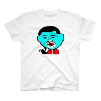 痛快な事務員さん T-shirts