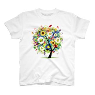 CrA cl T-shirts