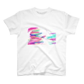 駆け抜ける時間 T-shirts