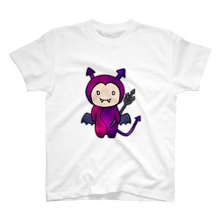 着せられてるベビー(デビル) T-shirts