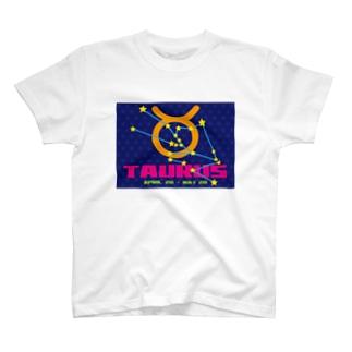 おうし座 T-shirts
