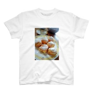 ティータイムの時間 T-shirts