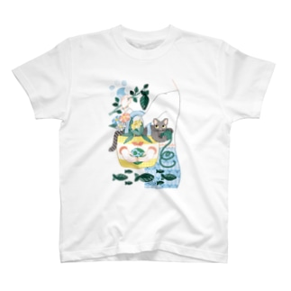 N・ECOBAG T-shirts