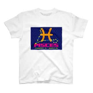 うお座 T-shirts