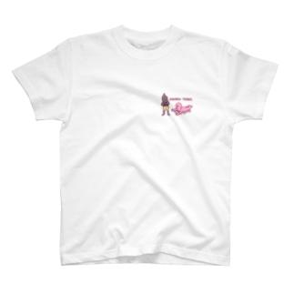 針山Tシャツ T-shirts