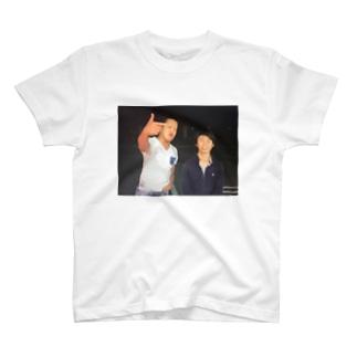 おがと丸刈りのきょう Tシャツ T-shirts