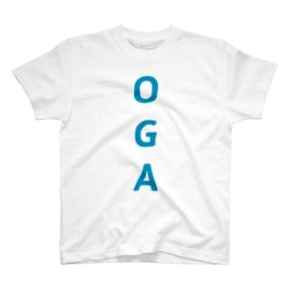 OGA シリーズ Tシャツ T-shirts