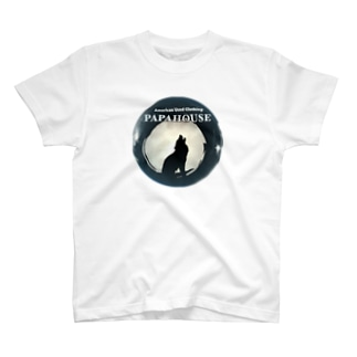 Wolf PAPAHOUSE T-Shirt