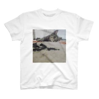 あっしゅくん① T-shirts