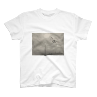 まる@お仕事募集中のファンタジーランドスケープシリーズ T-Shirt
