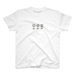 からふるおはな T-shirts