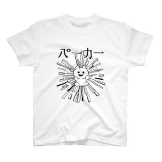 八°一力一(はちどいちちからいち) T-shirts