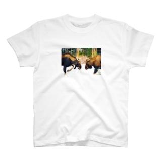Moose Moose T-shirts