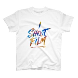 I_SHOOT_FILM T-shirts