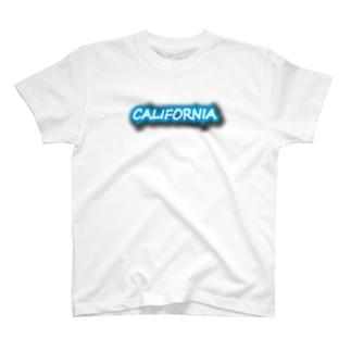 CALIFORNIA Tシャツ T-Shirt