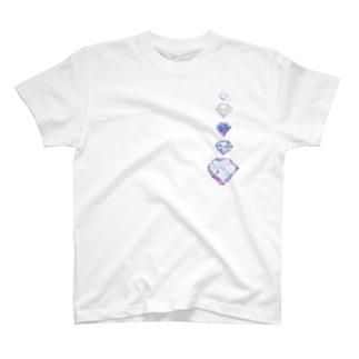 あじさい✨ダイヤ T-Shirt
