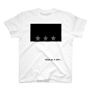 A.K FACTORYのWish on a starT T-shirts