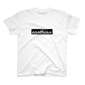 earthian アーシアン T-shirts