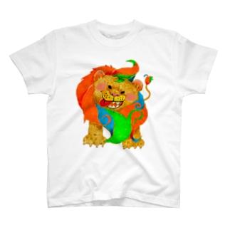 ぺろぺろライオン T-shirts