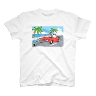 DRIVE color ver. T-shirts