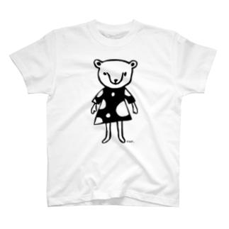 こくまこちゃん T-shirts