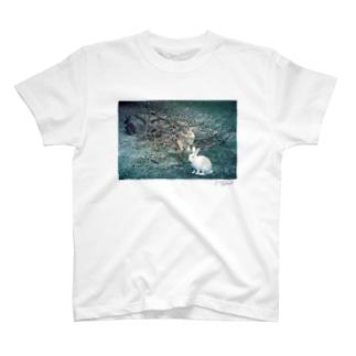 庭園 T-shirts