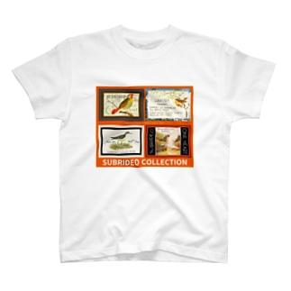鳥の囁き T-shirts