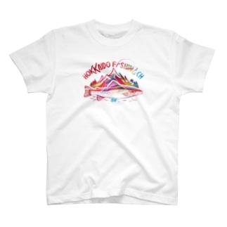 レインボー T-Shirt