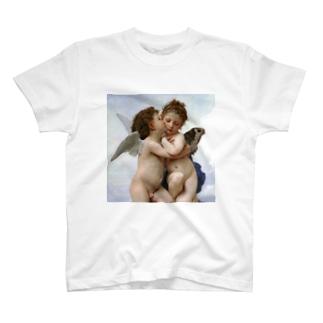 ブグロー『 ファースト・キス 』 T-shirts