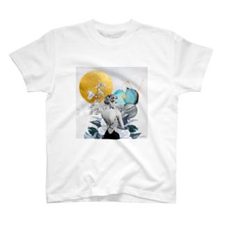A Lady Turning Around T-Shirt
