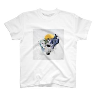 Watercolor Tactile T-Shirt