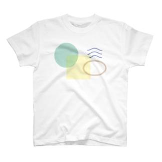 まある  と なみなみ T-shirts