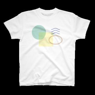 サグラダ・ピュン子のまある  と なみなみ T-shirts