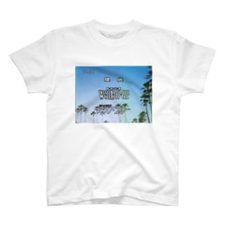 JQKM-TV 提供クレジット T-shirts