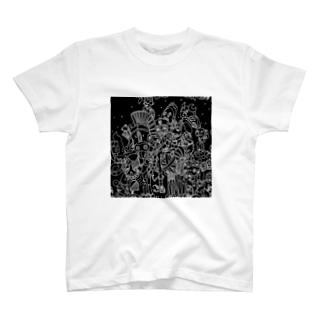 キャラバン T-shirts