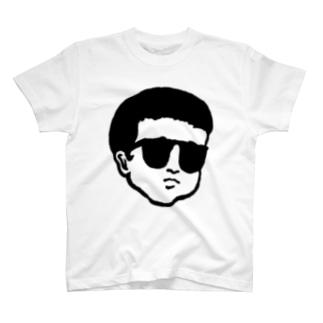 グラサン_こども T-shirts
